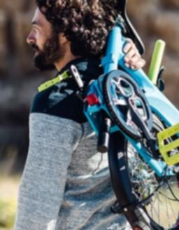 bicicleta plegable mas rapida del mundo